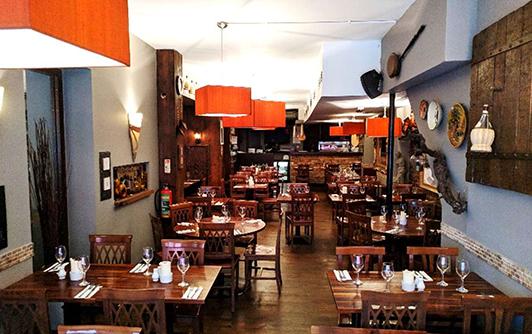 Irving Street Restaurant Groundfloor